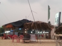Balton's Shack - Our favourite hangout place on the beach