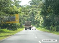 Excellent road conditions from Hubli to Karwar through Yellapur