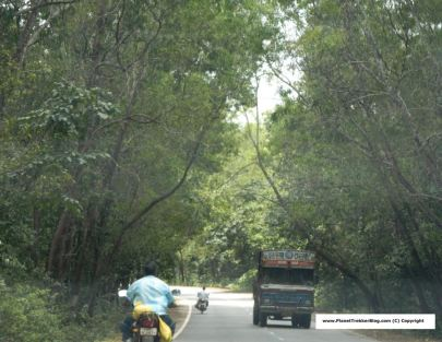 Hubli to Karwar - beautiful drive through the western ghats