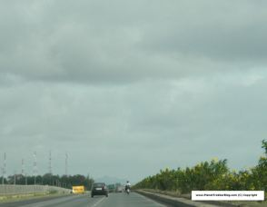 NH4- Road from Bangalore to Hubli