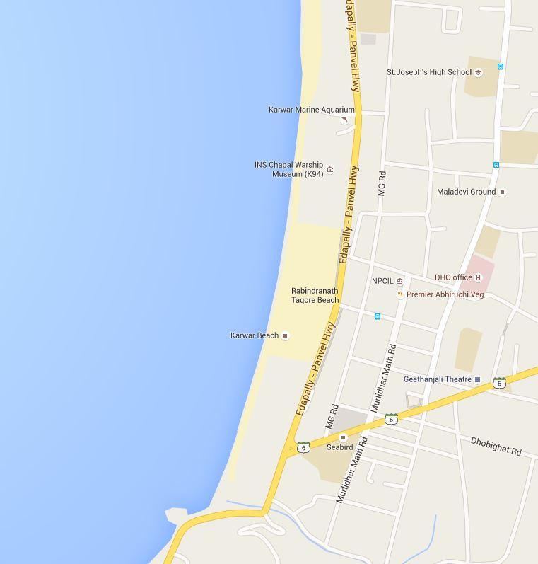 Tagore Beach