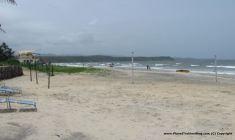 Cavelossim beach - Just outside Holiday Inn