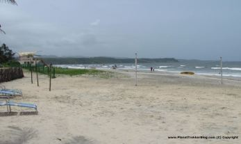 Cavelossim beach - Just outside Holiday Inn