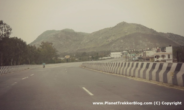 Drive from Krishnagiri to Salem - The road opens out