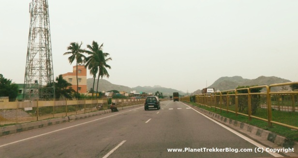 Krishnagiri by-pass - towards Salem