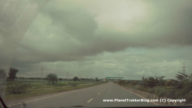 NH4 - Drive from Bangalore to Goa during Monsoon
