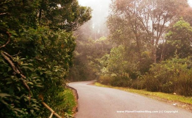 Drive to Manavanur - 2
