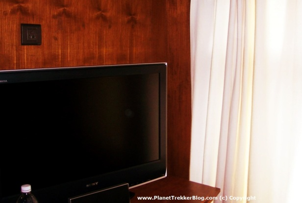 Television and entertainment system