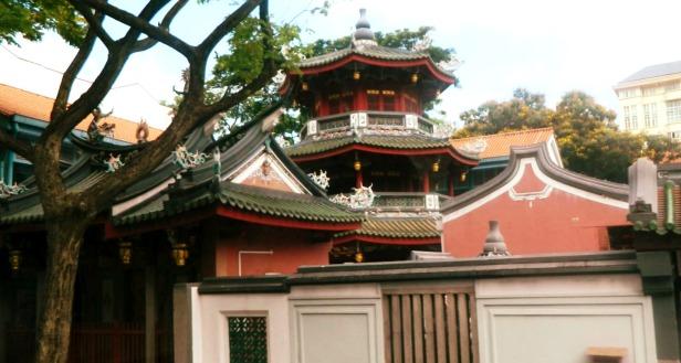 Singapore Thian Hock Keng Temple