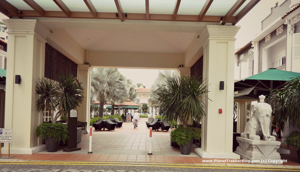 Hotels To Stay In Singapore Village Hotel Albert Court