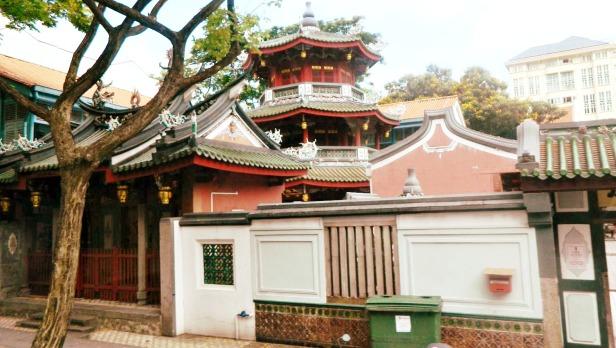Thian Hock Keng Temple - 2