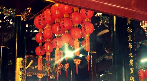 Thian Hock Keng Temple - 5