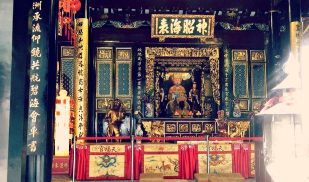 Thian Hock Keng Temple - 6
