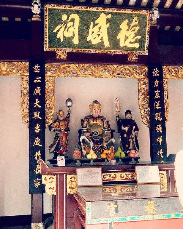 Thian Hock Keng Temple - 7
