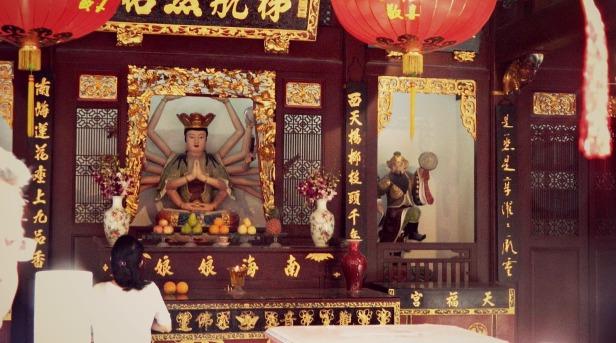 Thian Hock Keng Temple - 8
