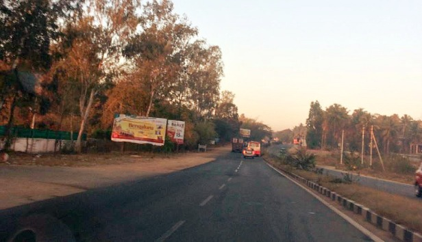 Bangalore Mysore Express highway