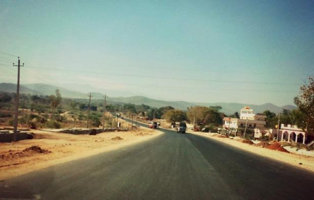 Nanganagudu to Bandipur highway