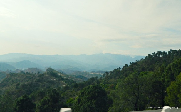 Chandigarh to Dalhousie 15